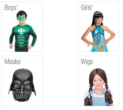 Choose the best Halloween Costumes for your Kid